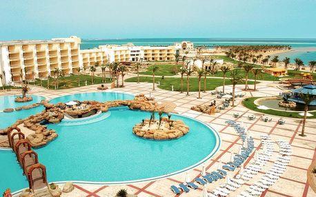 Egypt - Soma Bay letecky na 8-9 dnů, polopenze