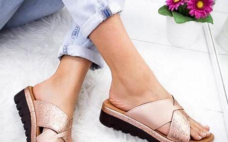 Pantofle proti vbočenému palci Adeline