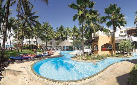 Keňa - Keňské pobřeží letecky na 9-10 dnů, all inclusive