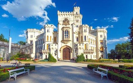 Jižní Čechy: relaxační pobyt s wellness a polopenzí v Hotelu Lucia ***
