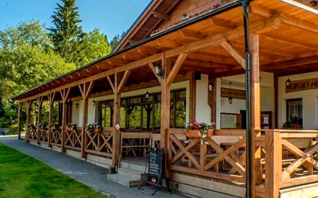 Wellness pobyt v Beskydech v horském hotelu Martiňák