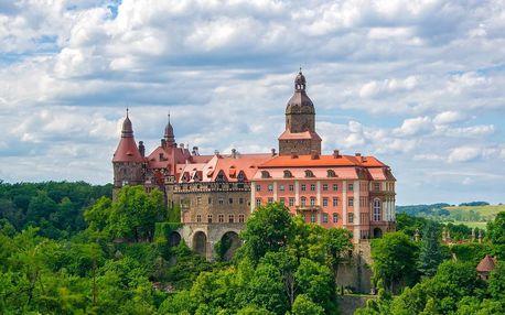 Říjen v polském Versailles a tajné sídlo Adolfa Hitlera: výlet do Dolního Slezska