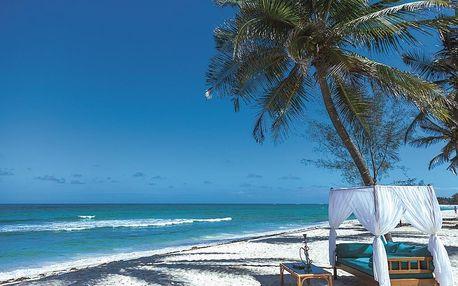 Keňa - Keňské pobřeží letecky na 9-10 dnů