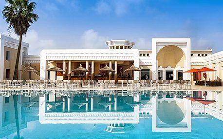Tunisko - Mahdia letecky na 8 dnů, all inclusive