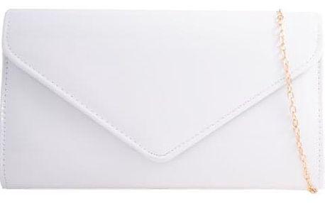 Dámské bílé psaníčko Matia 2570