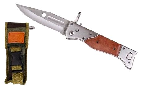 Vystřelovací nůž AK-47 velký
