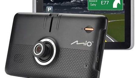 Mio MiVue Drive 65LM s kamerou, mapy EU (44) Lifetime černá (5262N5380035)