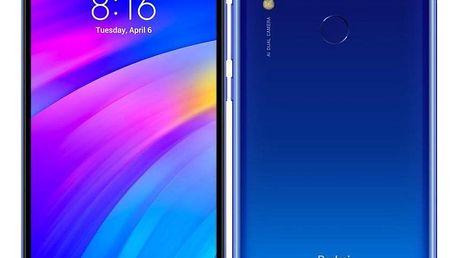 Xiaomi Redmi 7 32 GB Dual SIM modrý (22368)