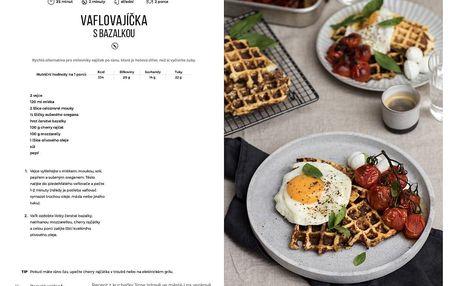 Kuchařka: Jíme zdravě ve městě i na venkově