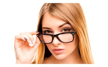 Otevřený voucher do optiky: 1000, 2000 a 5000 Kč