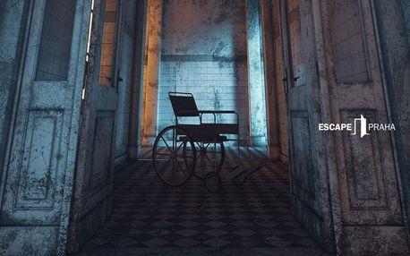 Úniková hra na Praze 7 až pro 6 hráčů – Asylum