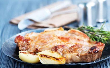 Kuchařka: Maso – Jednoduše a dokonale od Romana Vaňka