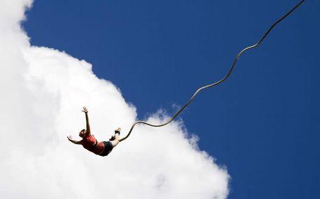 Bungee jumping Plzeň