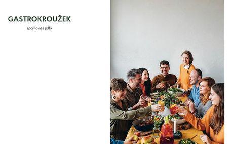 Kuchařka: Gastrokroužek od skupiny foodblogerů okolo Lukáše Hejlíka