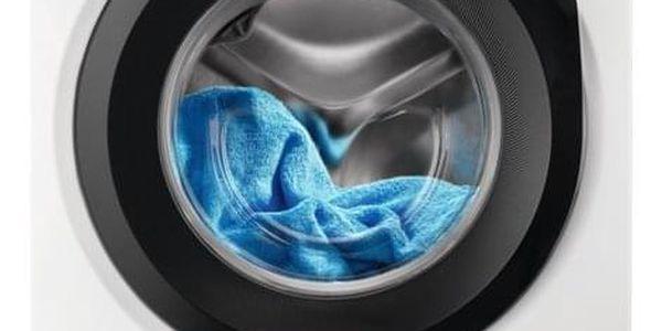 Automatická pračka Electrolux PerfectCare 600 EW6F528SC bílá + DOPRAVA ZDARMA