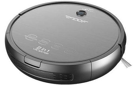Vysavač robotický ETA Fido 1512 90000 černý/šedý