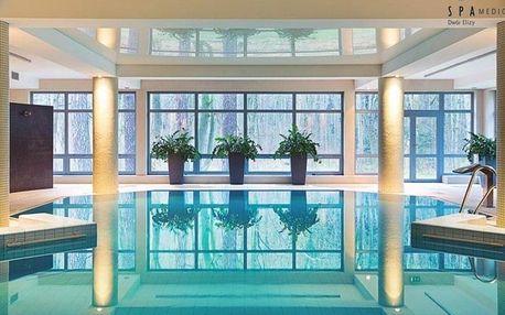 Jižní Polsko, Hotel Spa Medical Dwór Elízy *** kousek od hranic s wellness, Polsko