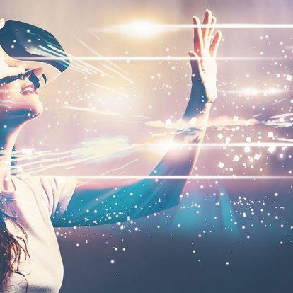 Až 120 min. virtuální reality: 50 her na výběr