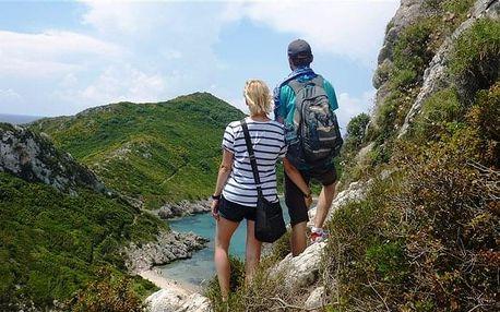 Aktivní dovolená na Korfu