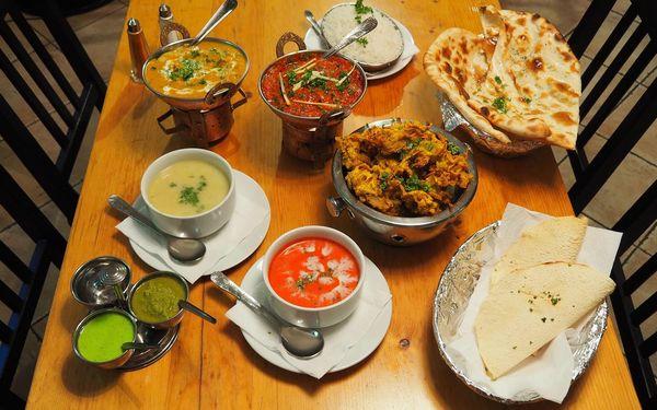 3chodové nepálské menu: na výběr 12 hlavních chodů vč. vegetariánských2