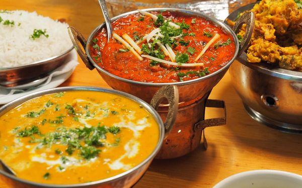 3chodové nepálské menu: na výběr 12 hlavních chodů vč. vegetariánských4