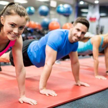Do formy: 6–12 efektivních tréninků a jídelníček