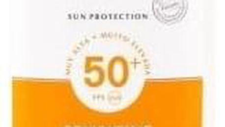 Eucerin Sun Sensitive Protect Sun Lotion SPF50+ 400 ml opalovací mléko pro citlivou pokožku unisex