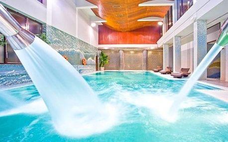 Polsko v oceněném Hotelu Klimek SPA **** s vlastním aquaparkem a polopenzí