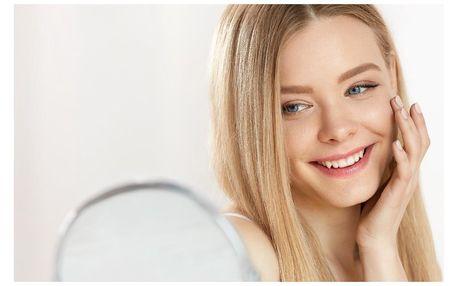 Kosmetické ošetření pleti vč. úpravy a barvení řas a obočí