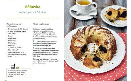 Kuchařka: Máme to rádi zdravě od Toma a Lucie Kosačíkových