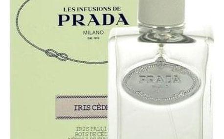 Prada Infusion d´Iris Cedre 100 ml parfémovaná voda tester unisex