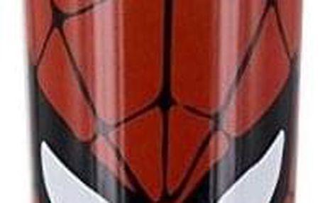 Spiderman cestovní hrnek 0,45 l - červený