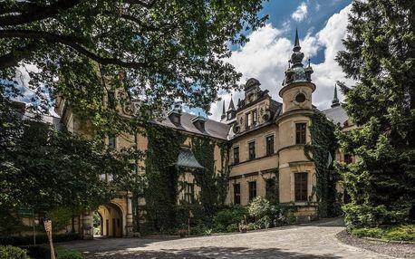 Polsko: Zámek Kliczków