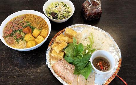 Oběd v Sapě: výběr z vietnamských specialit pro 1