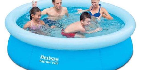 Samostavěcí bazén Bestway 57252, 198x51cm, bez filtrace