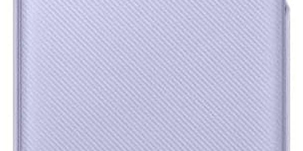 Samsung Wallet Cover pro Galaxy A6+ - levandulová (EF-WA605CVEGWW)