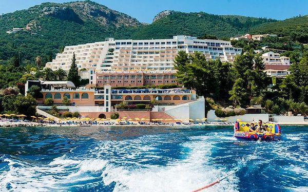 Řecko - Korfu na 8 až 9 dní, all inclusive s dopravou letecky z Brna nebo Prahy