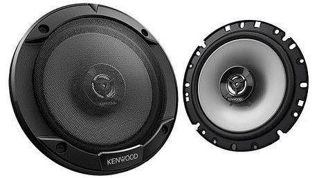 Reproduktor KENWOOD KFC-S1766 černý/stříbrný (KFC-S1766)