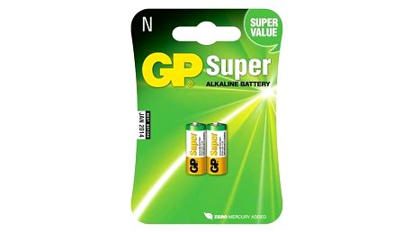 GP Super LR1, 910A, blistr 2ks
