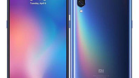 Mobilní telefon Xiaomi Mi 9 128 GB Dual SIM modrý (22595)