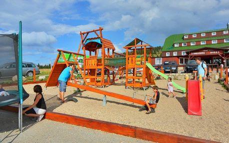 Pobyt ve Špindlu s polopenzí, wellness a dítětem do 10 let zdarma