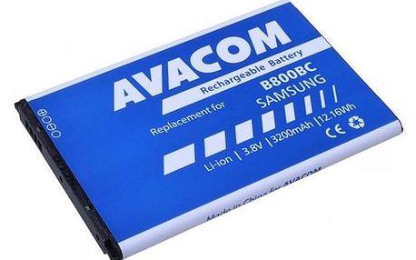 Baterie Avacom pro Samsung Galaxy Note 3, Li-Ion 3200mAh (náhrada EB-B800BEB) (GSSA-N9000-S3200A)
