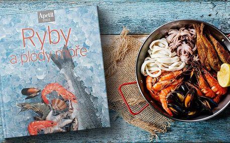 Kuchařka z edice Apetit: Ryby a plody moře