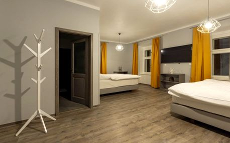 Pobyt v Jeseníkách: hotel ve skandinávském stylu