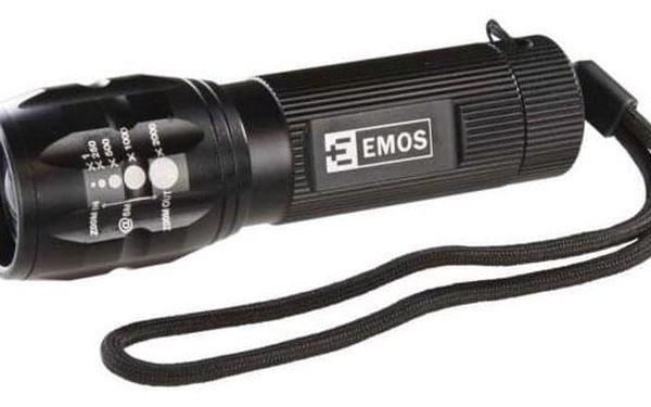 Svítilna EMOS OL-1302, ST-SG7381, FL73086 černá (1440013102)