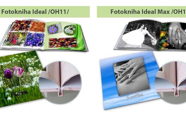 Fotokniha A4 – OM05 40 stran, měkká vazba, na výšku3
