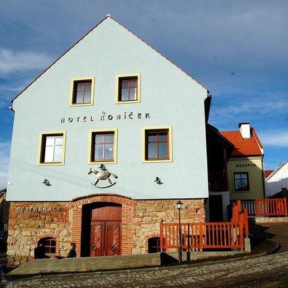 Jižní Morava: Hotel Koníček