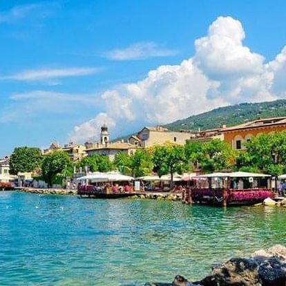 Itálie - Lago di Garda na 4-8 dnů