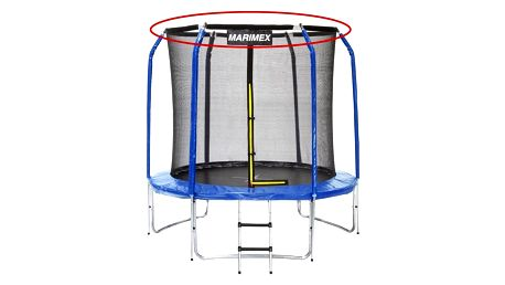 Marimex | Kovová obruč pro tramplínu Marimex 396 cm | 19000609
