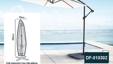 Dimenza ochranný obal na slunečník 300-400 cm - kvalita Superior